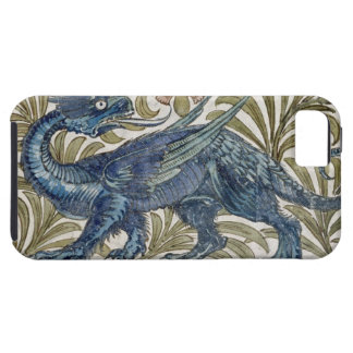 'Dragon' design for a tile (w/c on paper) iPhone 5 Case