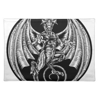 Dragon Design Placemat