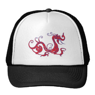 Dragon dragon trucker hats