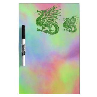 Dragon Dry Erase Board