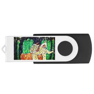 Dragon Emerald USB Flash Drive