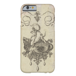 Dragon Engraving Barely There iPhone 6 Case