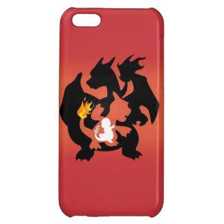 Dragon Evolution Case For iPhone 5C