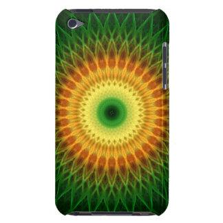 Dragon Eye Mandala Barely There iPod Case