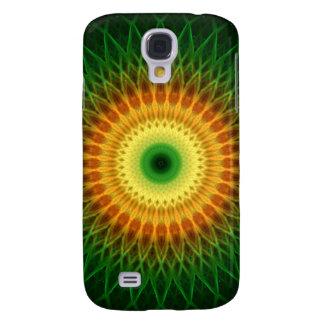 Dragon Eye Mandala Galaxy S4 Cases