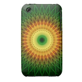 Dragon Eye Mandala iPhone 3 Case
