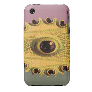DRAGON Eye : ZPRO Professional Metal Finish Colors iPhone 3 Case