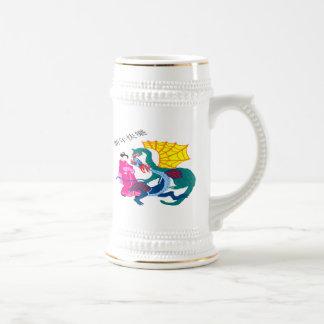 Dragon Fantasy Beer Steins