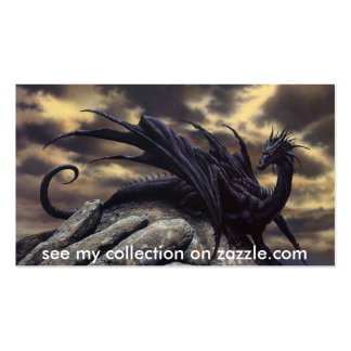 Dragon,_Fantasy, see my collection on zazzle.com Business Card Template