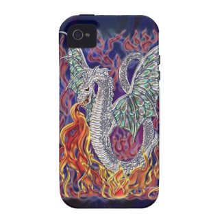 Dragon Fire Case For The iPhone 4