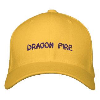 DRAGON FIRE BASEBALL CAP