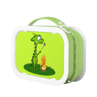 Dragon Fire Lunchboxes
