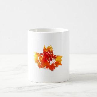 Dragon fire coffee mug