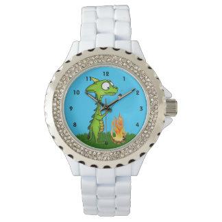 Dragon Fire Wristwatch