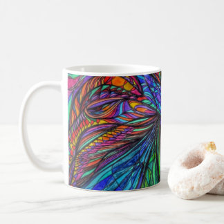 Dragon firefly coffee mug