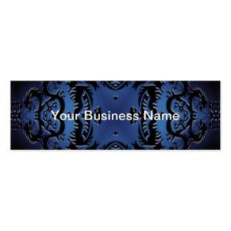 Dragon Flight Kaleidoscope Mandala Business Cards