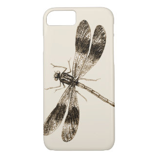 Dragon fly phone case