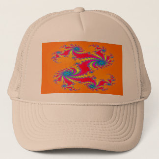 Dragon Fractal Hat