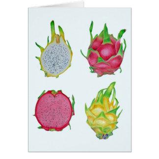 Dragon Fruit Card