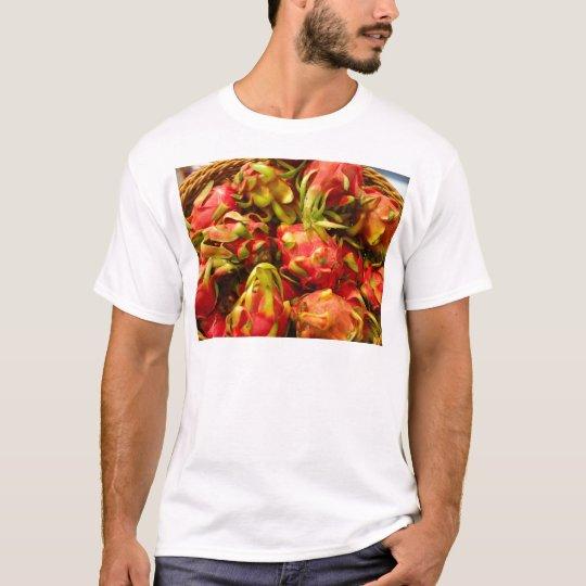 Dragon fruit in a basket T-Shirt