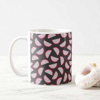 Dragon Fruit Slices Coffee Mug