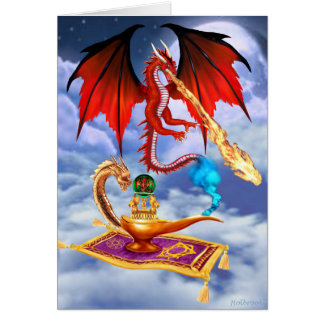 DRAGON GENIE CARD