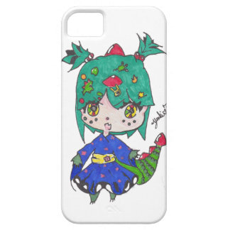 dragon girl edited case for the iPhone 5