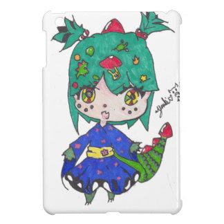 dragon girl edited iPad mini covers