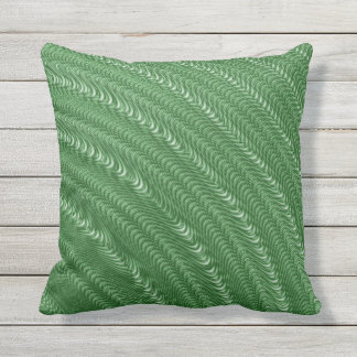 Dragon Green Cushions