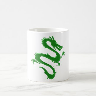 Dragon green green dragon mugs