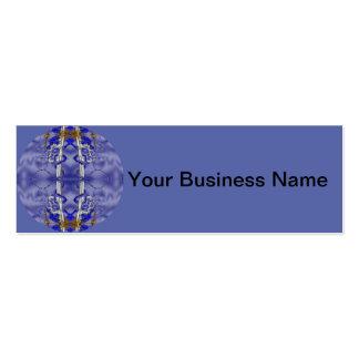 Dragon Guardian Kaleidoscope Mandala Pack Of Skinny Business Cards