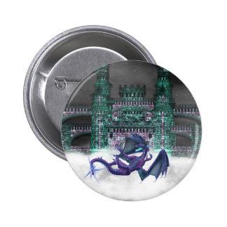 Dragon Guarding Castle Button