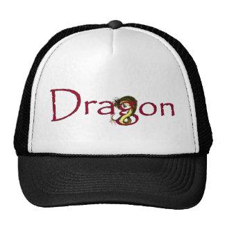 Dragon Mesh Hat