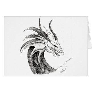 Dragon Head Card