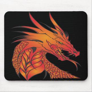 Dragon Head Mouse Pad