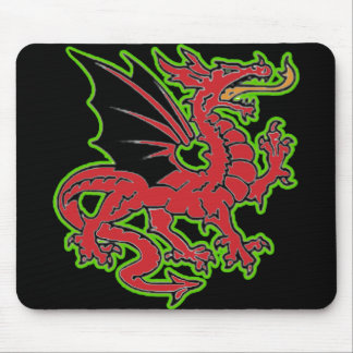 Dragon Honor Mouse Pad