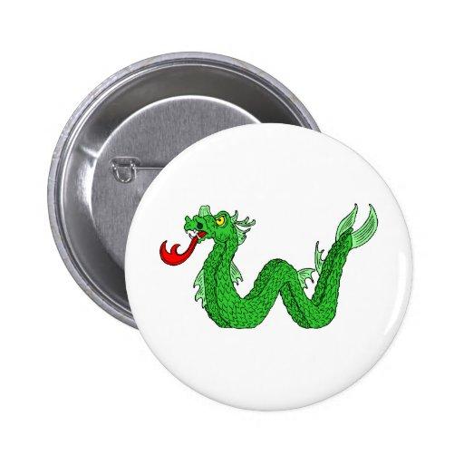 Dragon Image 14 Pins