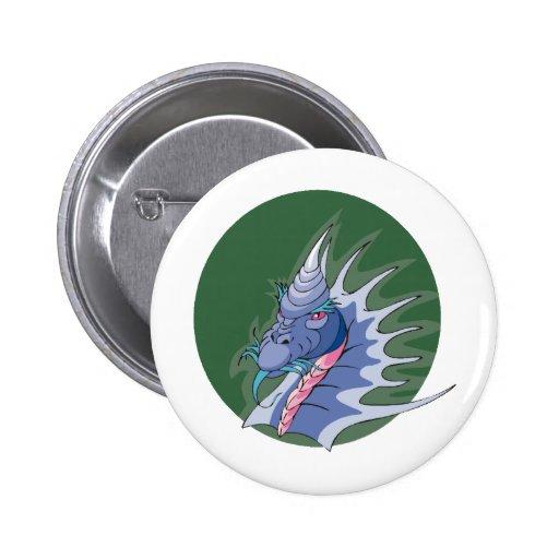 Dragon Image 23 Pinback Button