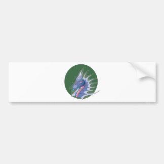 Dragon Image 24 Bumper Sticker