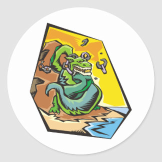 Dragon Image 25 Sticker