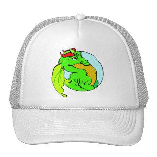 Dragon Image 27 Mesh Hat