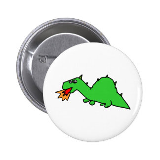 Dragon Image 34 Pinback Buttons
