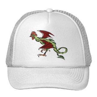 Dragon Image 4 Mesh Hats