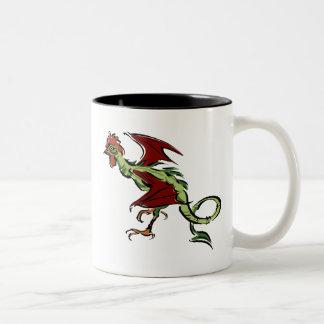 Dragon Image 4 Coffee Mugs