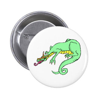 Dragon Image 8 Pinback Buttons