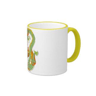 dragon,imperial,god,goddess,lord,china,chinese coffee mug