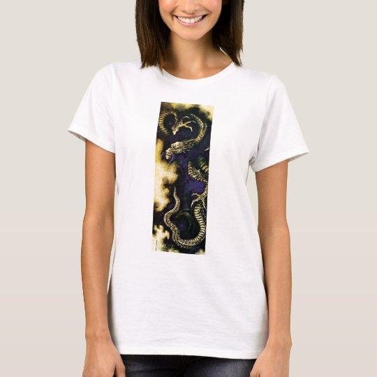 Dragon in a Rain Cloud T-Shirt