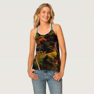 Dragon In Distress Women's Tank Top