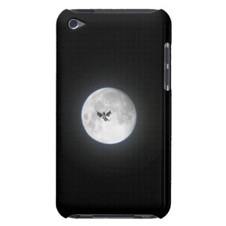 Dragon in the Light of a Full Moon iPod Case-Mate Cases