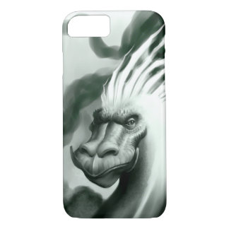 """""""Dragon"""" iPhone 7, Barely There Case"""
